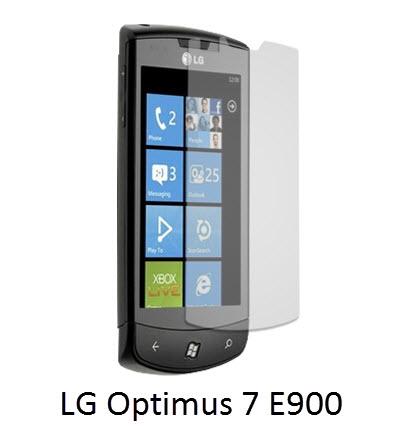 Zaščitna folija ScreenGuard za LG Optimus 7 E900